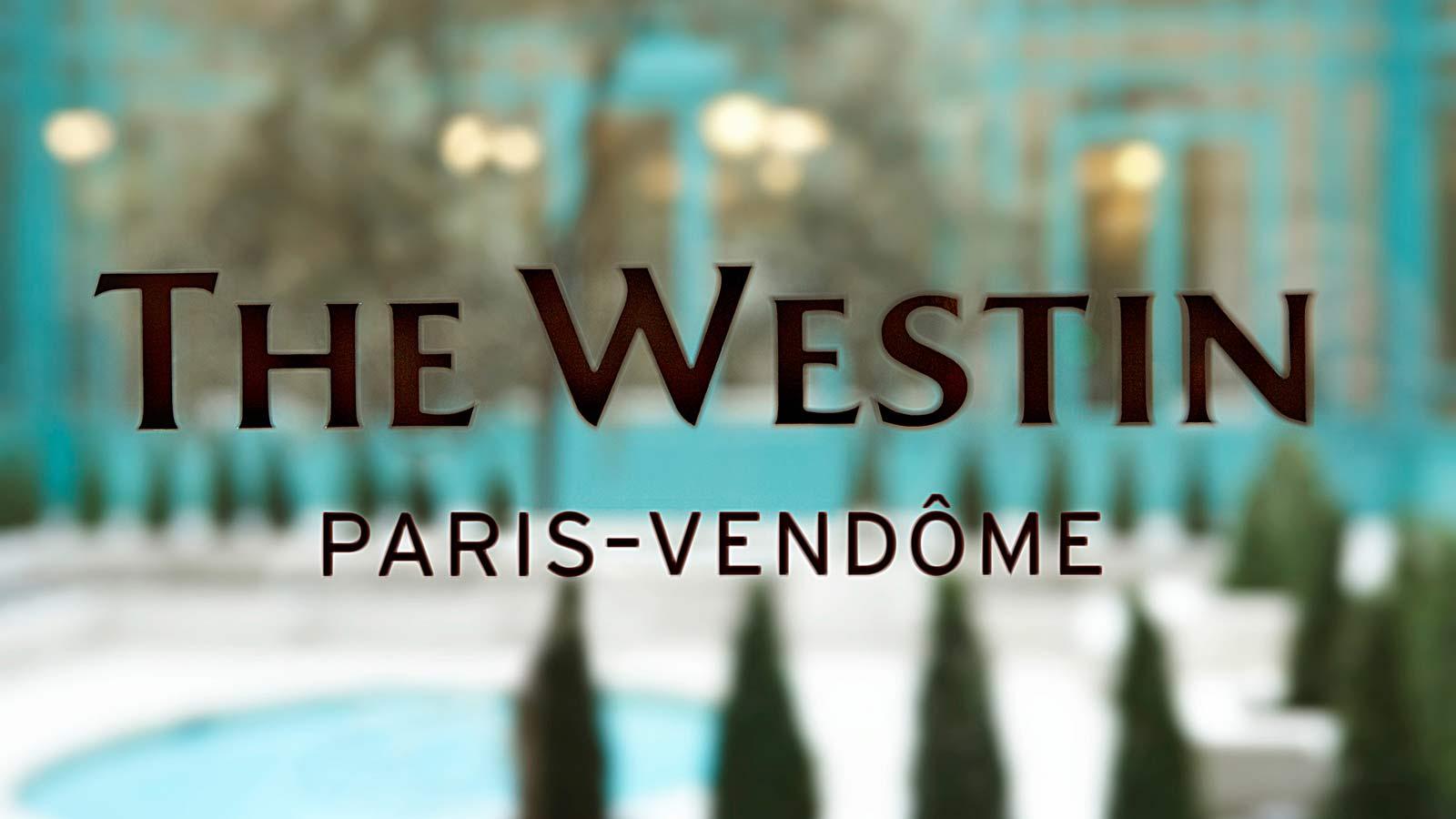 Hôtel The Westin Paris